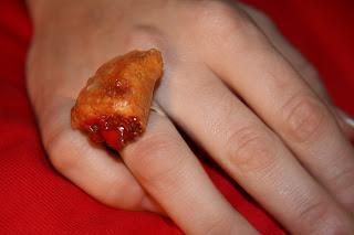 empanadilla tomate anillo