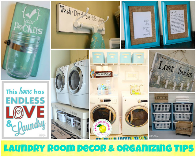 Laundry Room Create & Share Link Party