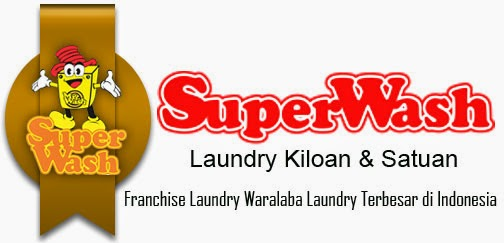 Franchise superwash laundry waralaba