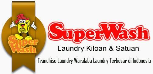 Franchise superwash laundry waralaba