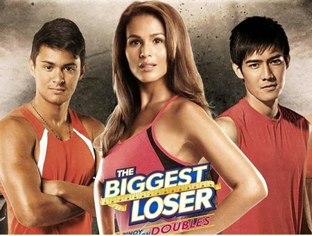 The Biggest Loser Pinoy Edition Doubles host and challenge masters