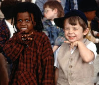 Fotos de atores do filme 'O Batutinhas' de 1994.