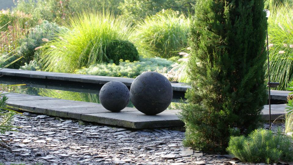 Paradis express les jardins de la poterie hillen for Jardin de la