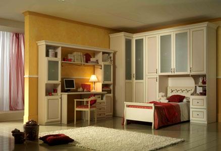 Decora y disena dormitorios infantiles cl sicos - Dormitorios infantiles clasicos ...