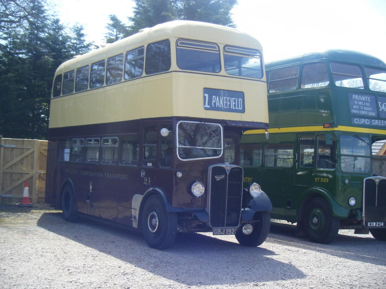 Norfolk bus blog april 2013 for All ride motors norfolk va