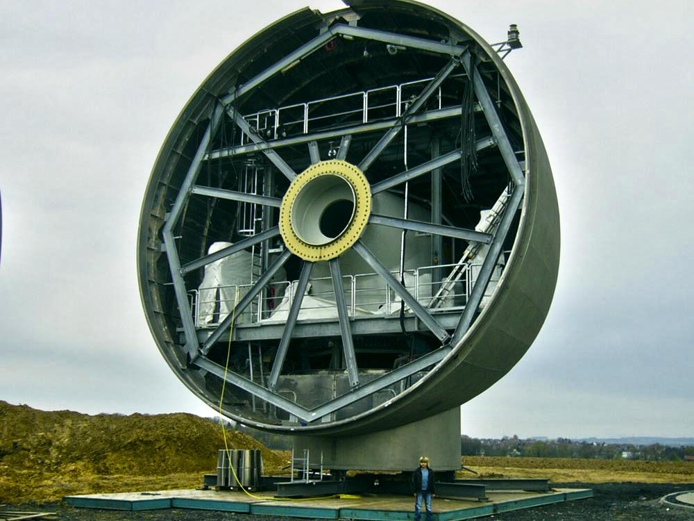 Ветрогенератор большой мощности своими руками