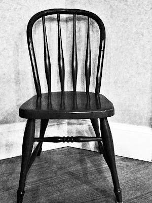Time Out Chair - Flotsam of the Mind