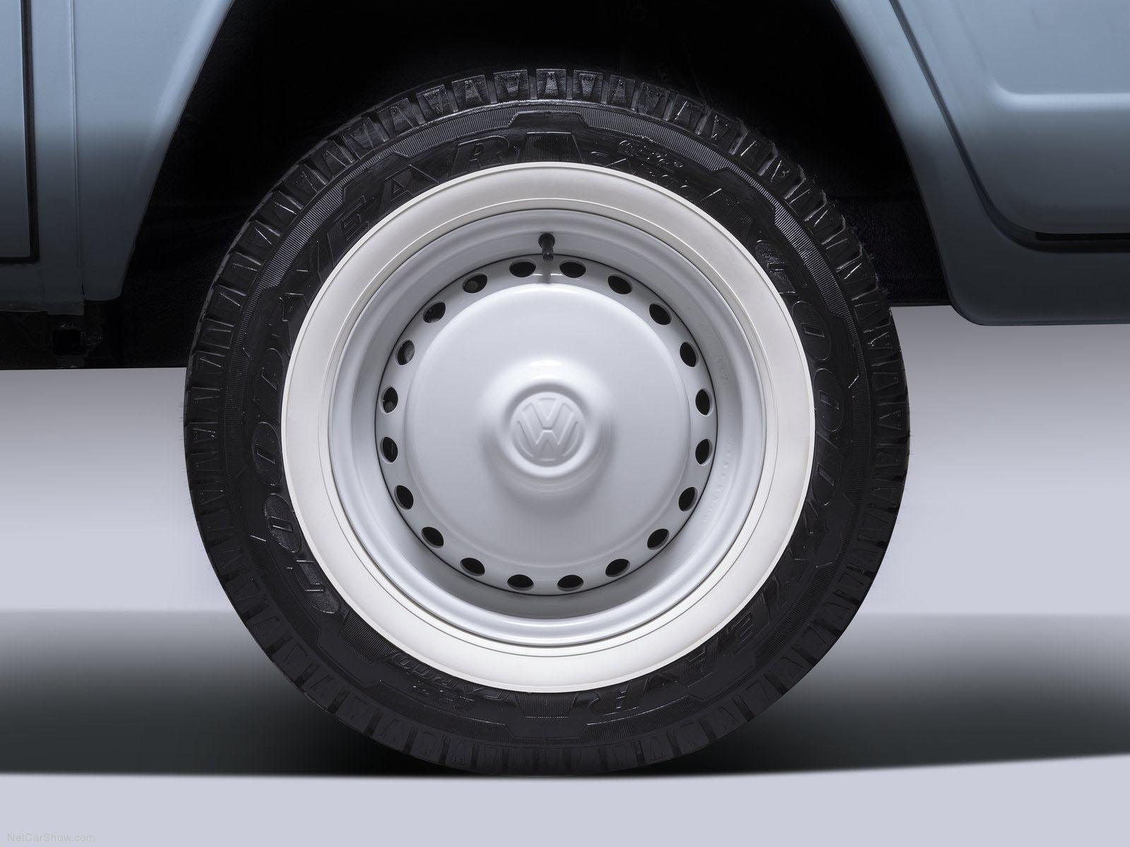 novo Volkswagen Kombi edição especial 2014 rodas