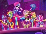 My Little Pony Batalla de Bandas