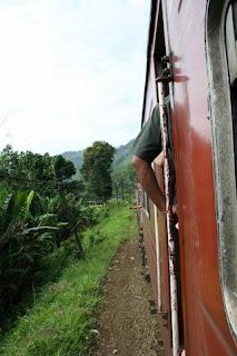 Rencontre dans le train