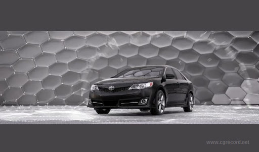 US Camry 2012 VFX Breakdown