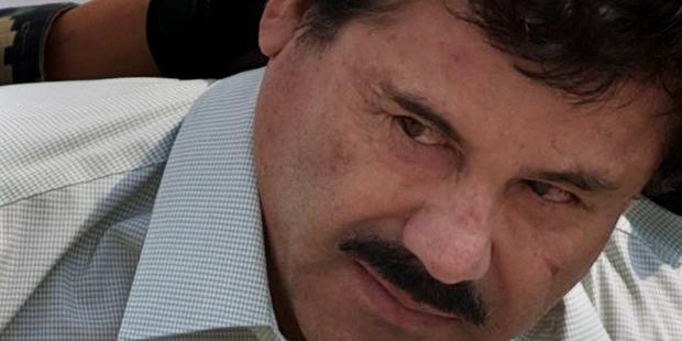 """Mexican drug lord Joaquin """"El Chapo"""" Guzman hurt as he evades capture"""