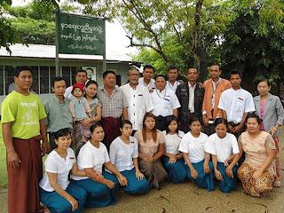 ဇူလိုင္၂၉ ရက္ေန႔ ျဗဟၼစိုရ္ေျခလွမ္း ဒိုင္ယာရီမ်ား  (Kyaw Thu, FFSS)