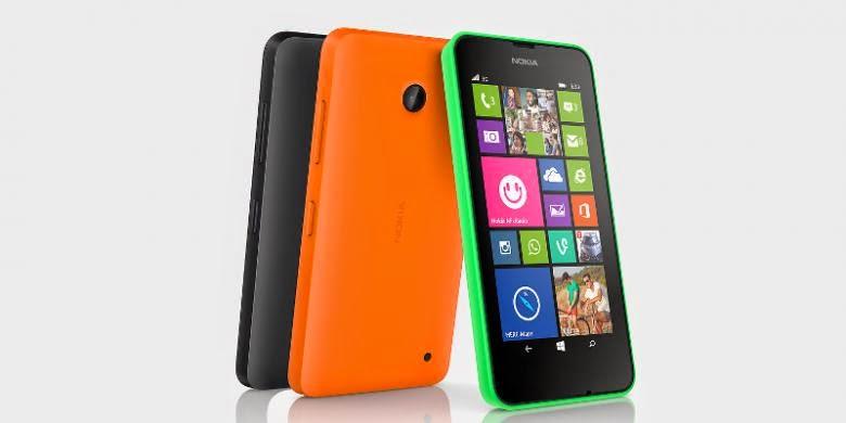 Microsoft Dongkrak Lumia 635 dengan RAM 1 GB