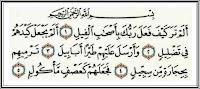 Makna dan Kandungan Surah Al-Fiil