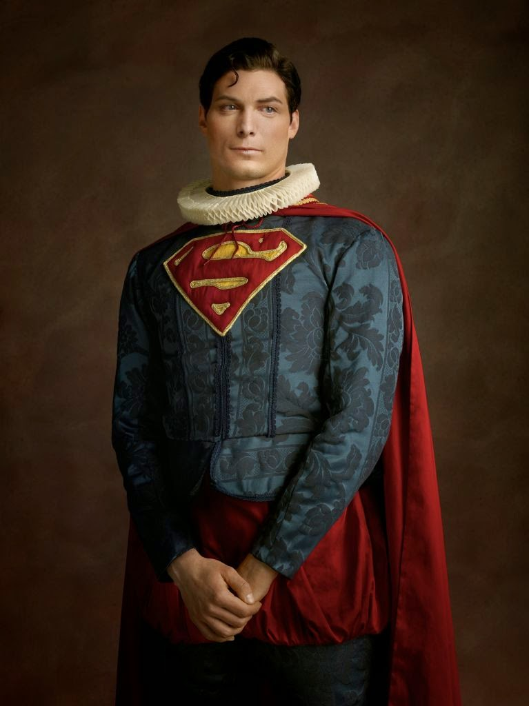 20-Superman-Clark-Kent-Sacha-Goldberger-Superheroes-in-the-1600s-www-designstack-co