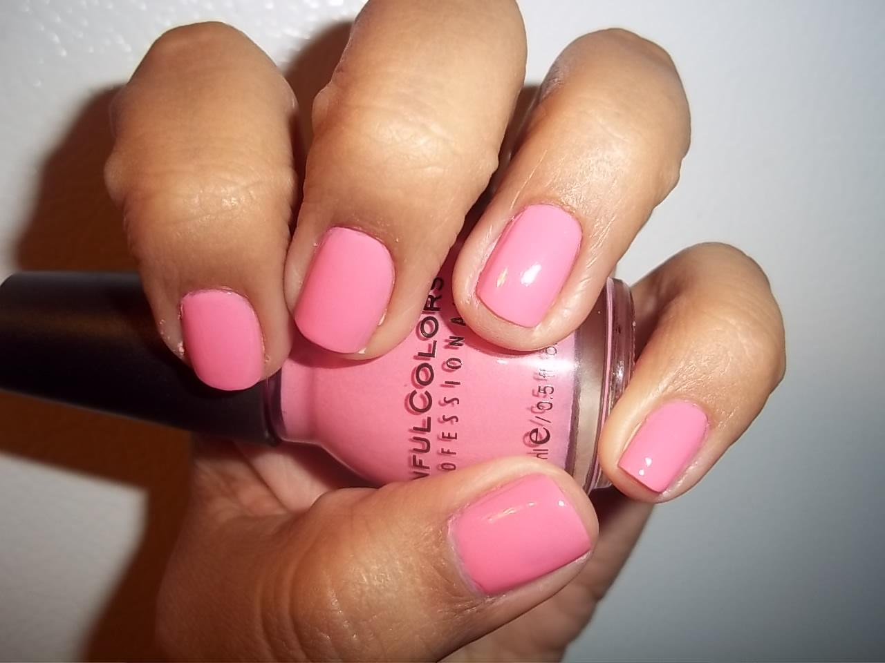 Sinful colors beautiful girl nail polish
