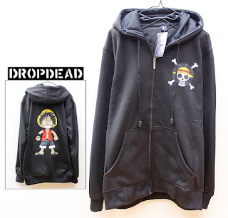 JAKET DROPDEAD ONEPEACE