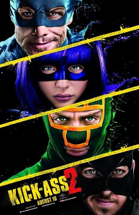 Kick-Ass 2: nuevo poster