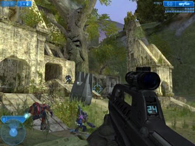 Halo 2 Screenshot