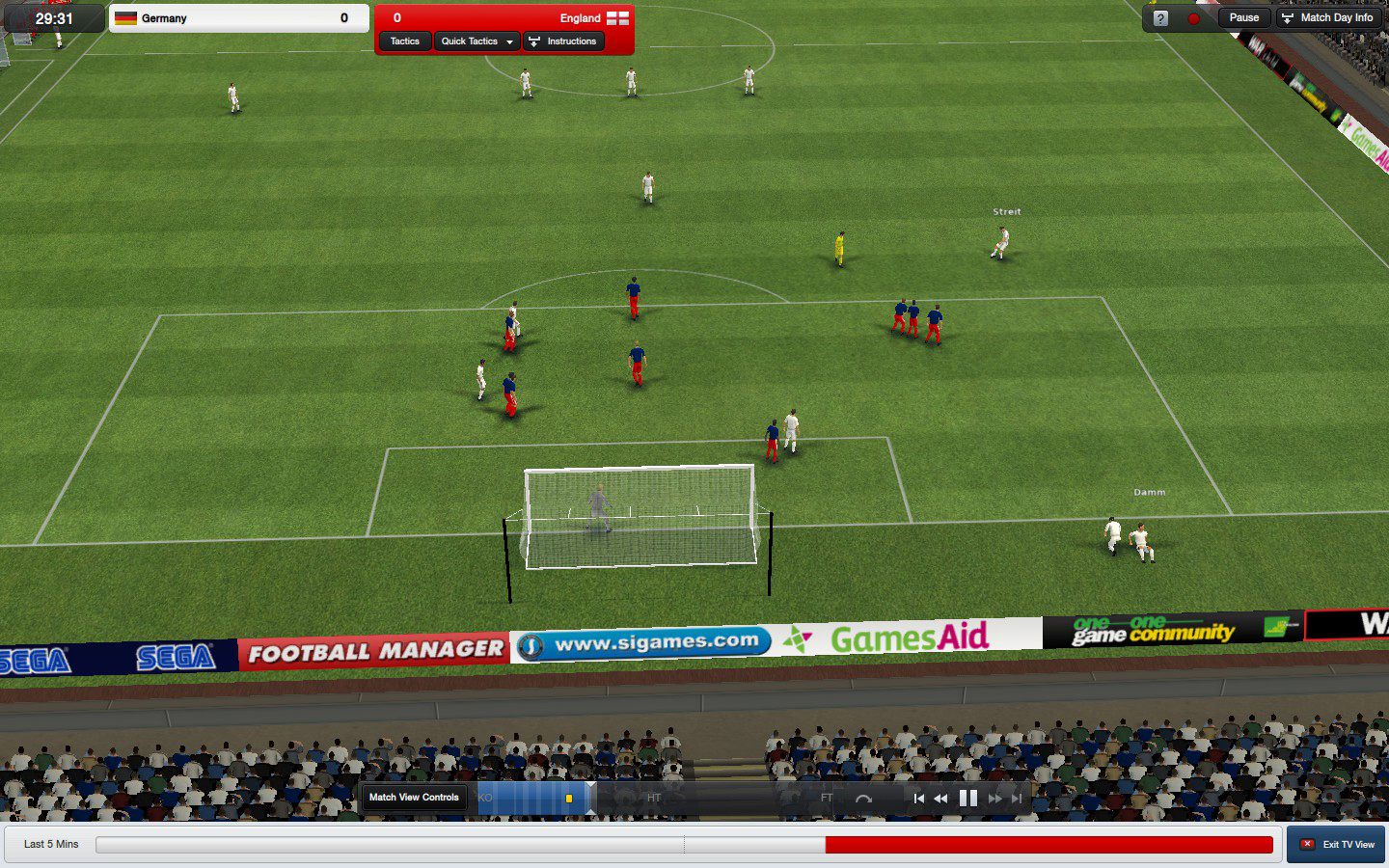 Football Manager 2011 Download Full Version PC