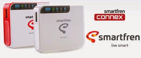 Harga Mini Router Wifi Connex M1 Rev B Smartfren