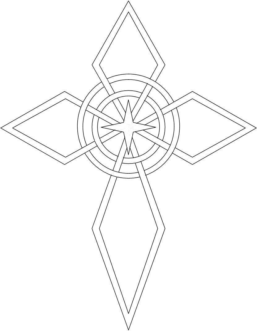 easy cross designs to draw wwwpixsharkcom images