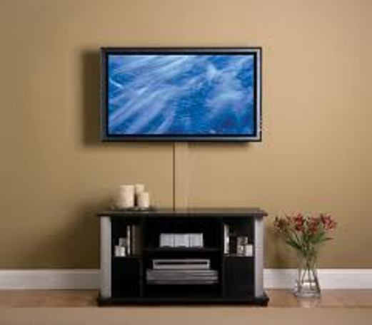 Renovating with a Flat screen Television in Mind