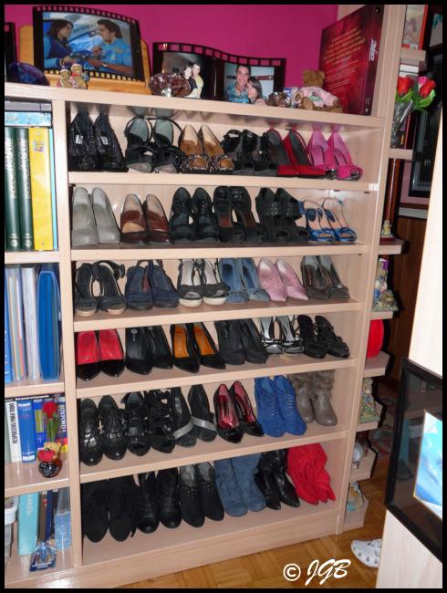 Armario para ropa y zapatos - Guardar zapatos ikea ...