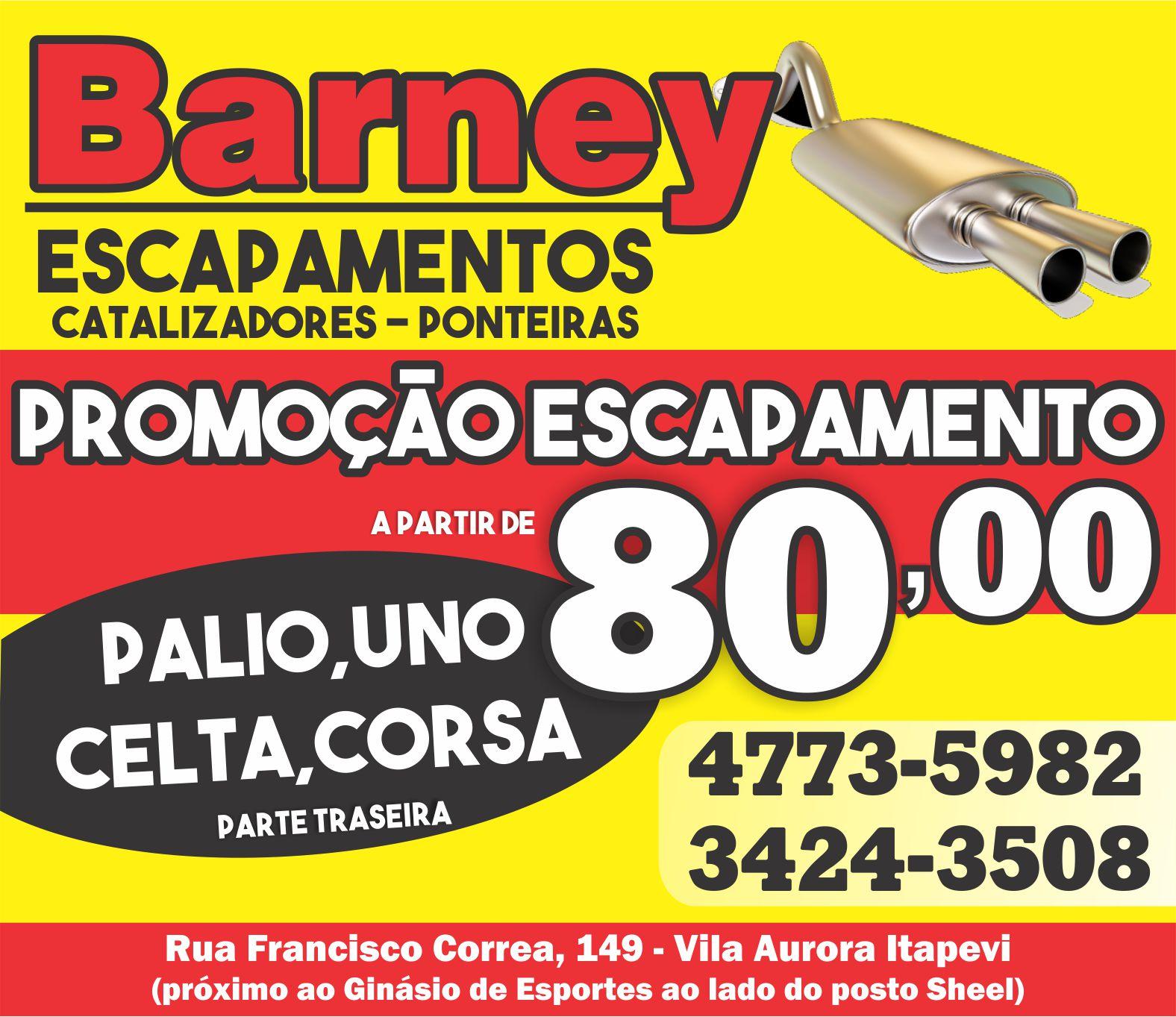 Barney tapevi