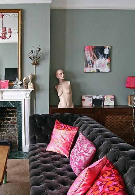 Design Inspirations Timeless Chesterfield Sofa