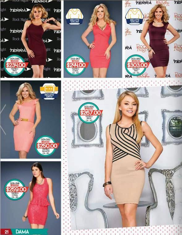 Vestidos de Mundo Terra 2014-15