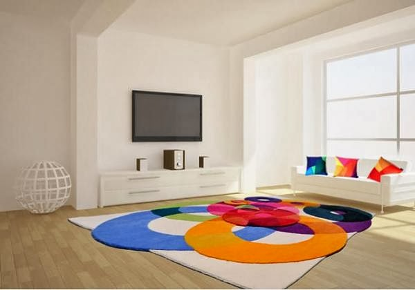 Modern Living Room Rugs Ideas 2014 Part 2