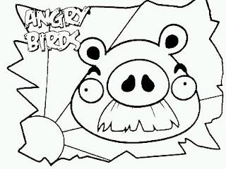 Angry Birds para Pintar, parte 4