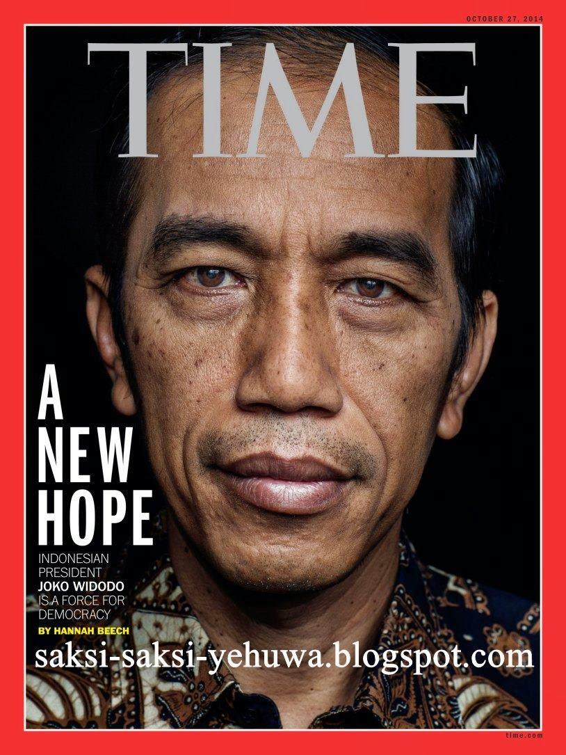 jokowi majalah time sebuah harapan baru