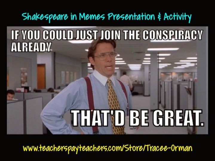 Shakespeare in Memes: The Tragedy of Julius Caesar