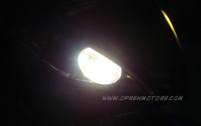Fungsi Lampu Senja di Motor Era AHO