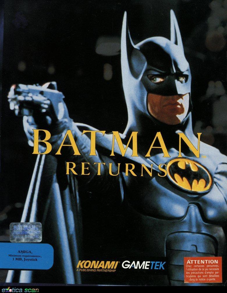BATMAN RETURNS (SNES 1993)