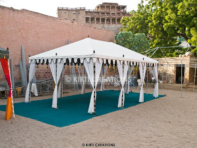 Aesthetic Party Tent