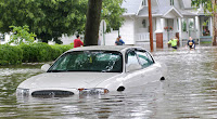 Car Insurance : Car in the flood - what now?