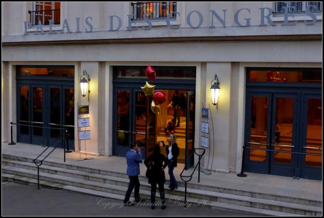 Noël palais des congrès Versailles