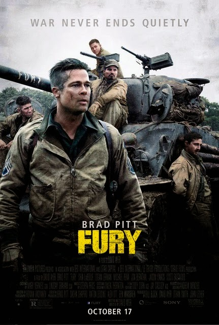 Descarga Corazones de Hierro (Fury) 1080p (2014) 1 link Audio Latino
