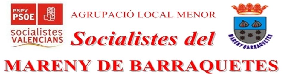 Socialistes Mareny de Barraquetes