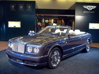 2012 Bentley Azure photos