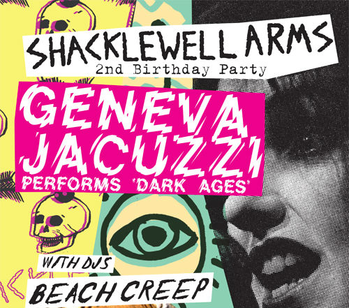 THE SHACKLEWELL ARMS 2ND BIRTHDAY
