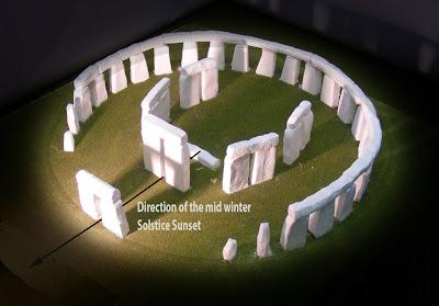 Stonehenge - original monument
