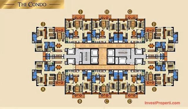 Apartment Condo Plans