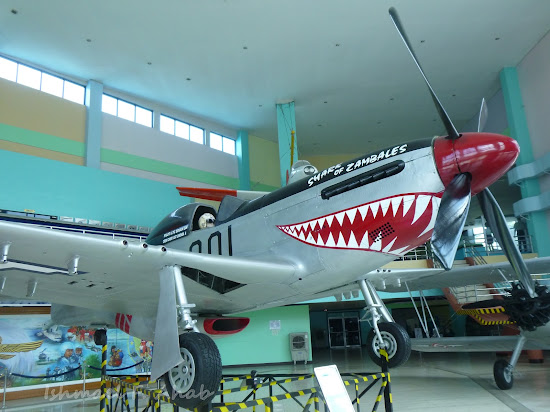 Shark of Zambales in PAF Aerospace Museum