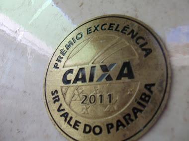 MEDALHAS EM LATÃO, AÇO INOX, ALUMINIO CAIXA ECONÔMICA SÃO JOSÉ DOS CAMPOS-SP