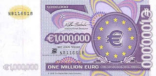 Penipuan Satu Juta Euro Commemorative
